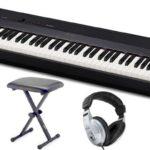 Casio PX-160 prenos na drugi glas I menjanje oktava