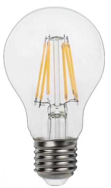 LED žarulje E27 Clear 6W 3000k 800lm Globo 10582-2K