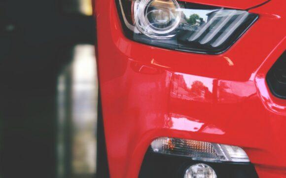 Prednja auto svjetla za maglu