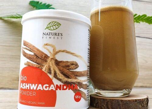 Ašvaganda u prahu je najpoznatiji oblik konzumacije kao dodatak prehran