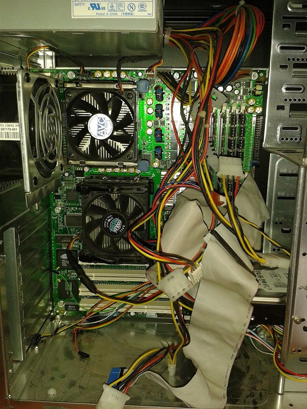 obnovljena računala