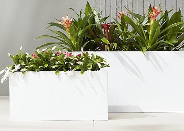 Plastične tegle za cvijeće