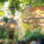 Solarne lampe su odličan izbor za tople ljetne večeri