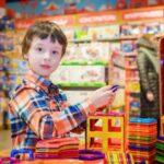 Trgovina s igračkama je raj za mališane